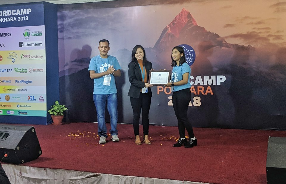 WCPKR 2018 Stars: An Interview with Laxmi Gurung