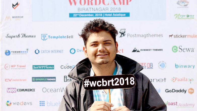 WCBRT2018 Stars: An Exclusive Interview with Abhishek Rijal