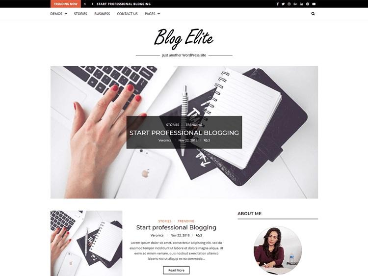 Blog Elite. Image Source: Blog Elite