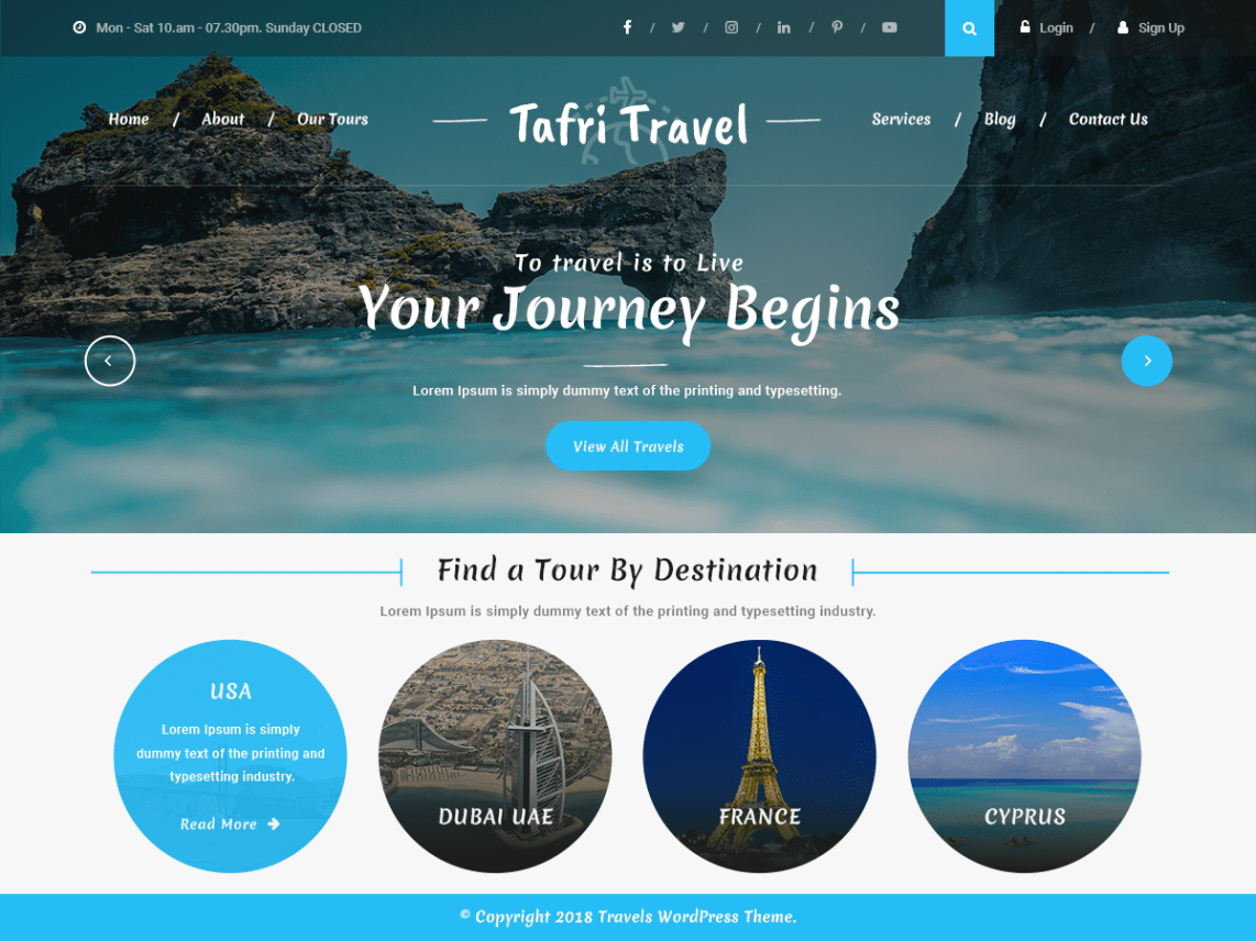 Tafri Travel