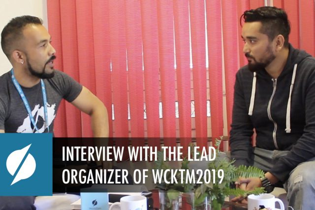An Exclusive Interview with the Lead Organizer of WordCamp Kathmandu 2019 – Mr. Utsav Singh Rathour