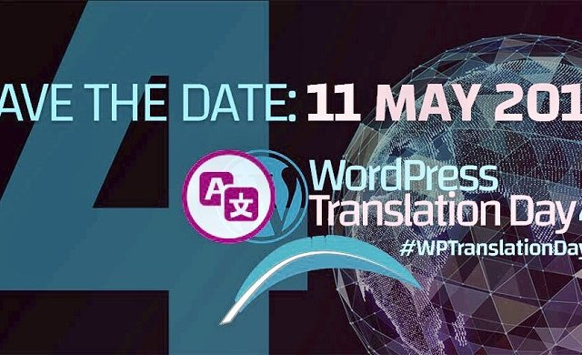 Global WordPress Translation Day 2019 Set for May 11
