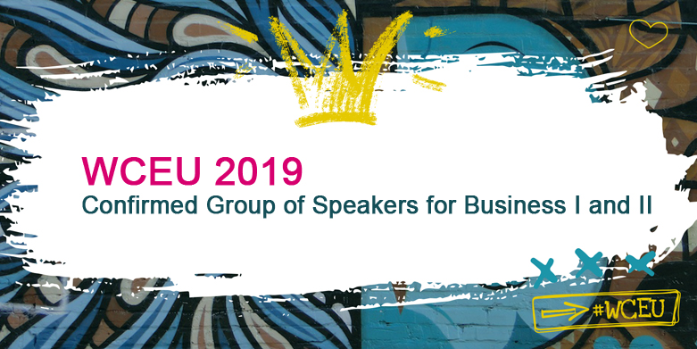WordCamp Europe 2019: Confirmed Group of Speakers for Business I and II