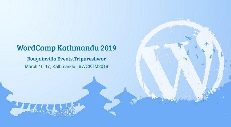 WordCamp Kathmandu 2019