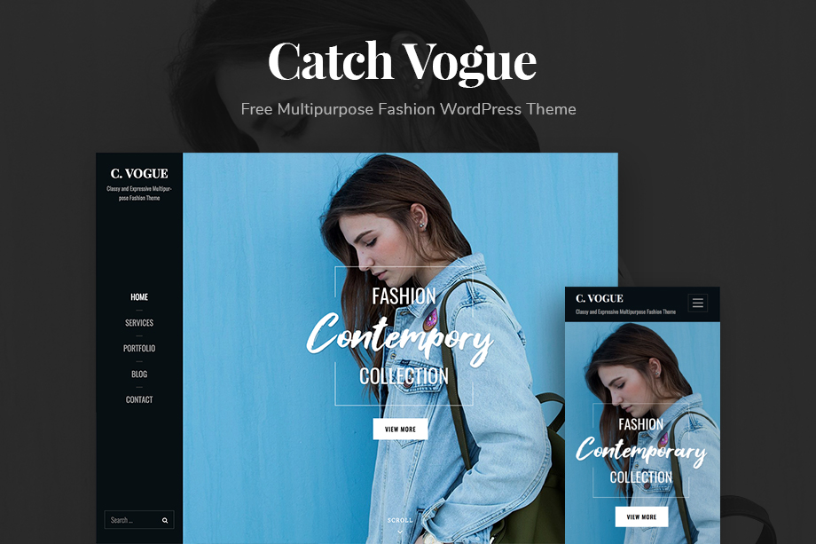Catch Vogue Theme