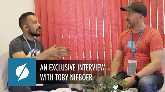 An Exclusive Interview with Toby Nieboer