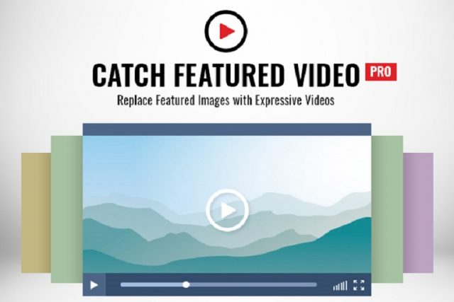 Displaying Expressive Featured Videos with Catch Featured Video Plugin