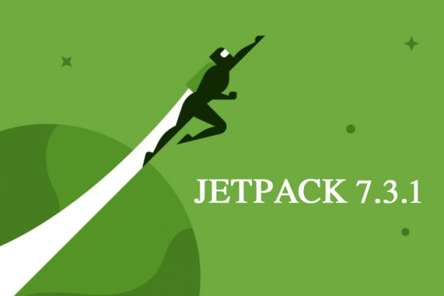 Jetpack 7.3.1 Released with Minor Enhancements