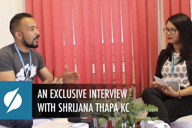 An Exclusive Interview with Shrijana Thapa KC – WCKTM2019 Speakers