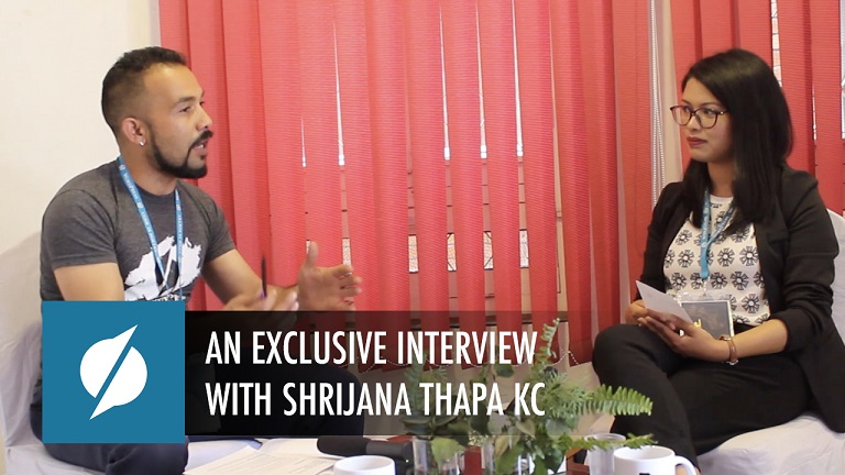 An Exclusive Interview with Shrijana Thapa KC
