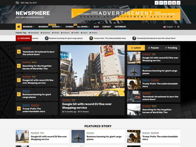 Newsphere