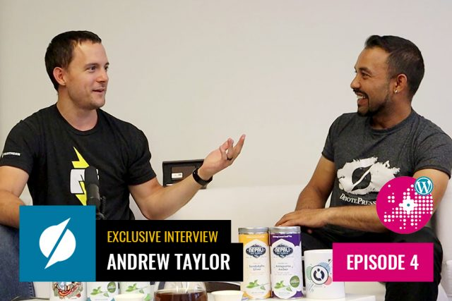 EXCLUSIVE INTERVIEW: In conversation with Andrew Taylor at WCEU2019