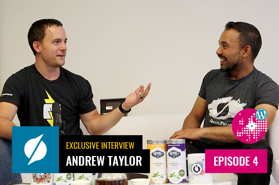 Andrew Taylor Interview