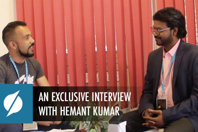 An Exclusive Interview with Hemant Kumar – WCKTM2019 Speakers