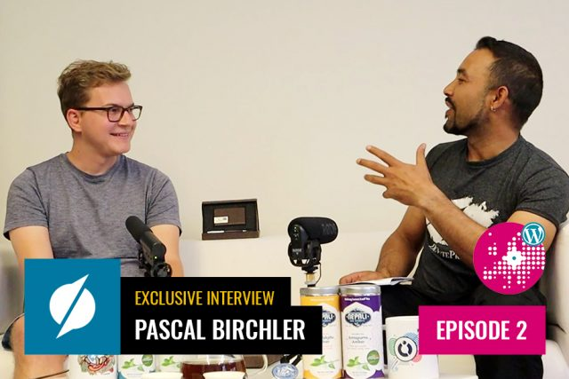 EXCLUSIVE INTERVIEW: In conversation with Pascal Birchler at WCEU2019