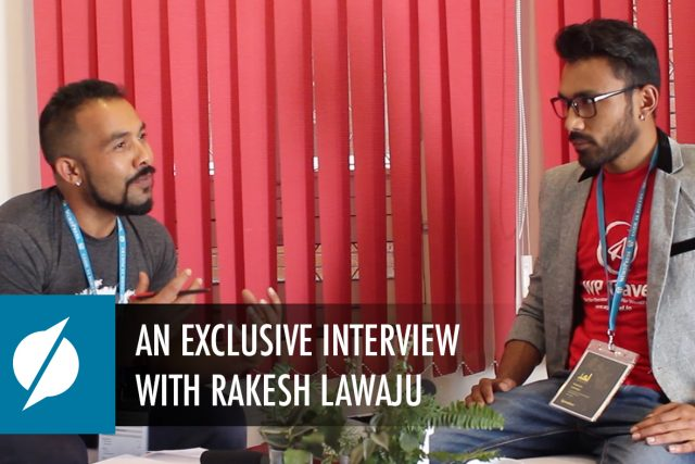 An Exclusive Interview with Rakesh Lawaju – WCKTM2019 Speakers