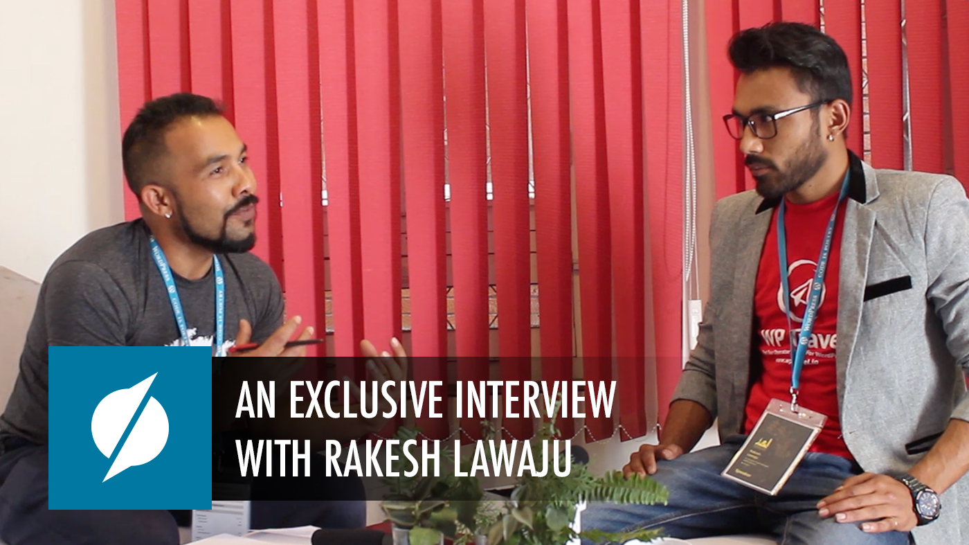Rakesh Lawaju Interview