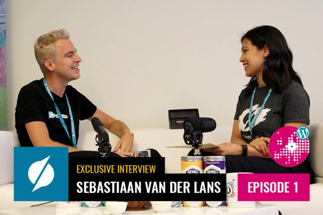 EXCLUSIVE INTERVIEW: In conversation with Sebastiaan van der Lans at WCEU2019