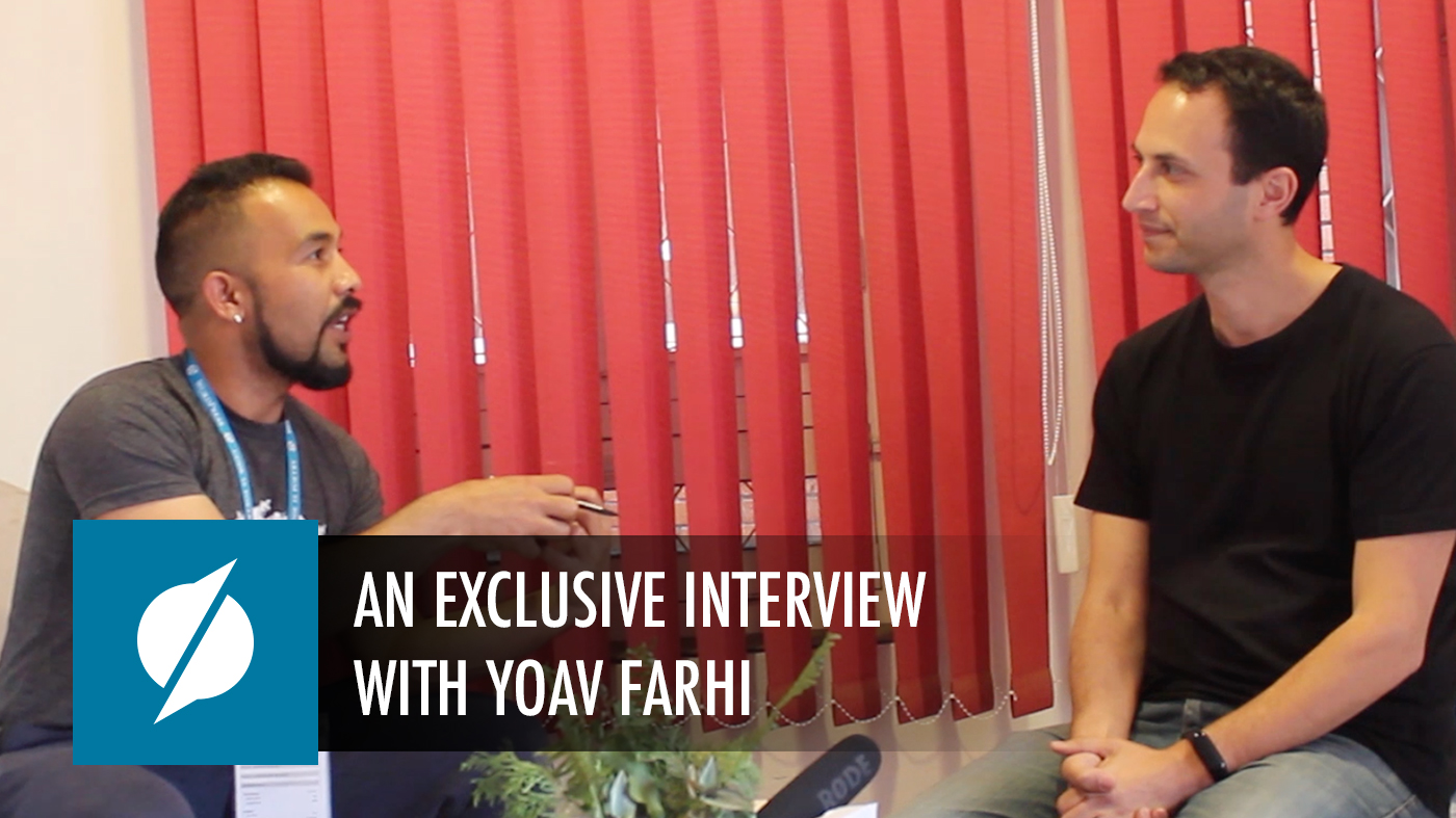 Interview with yoav farhi