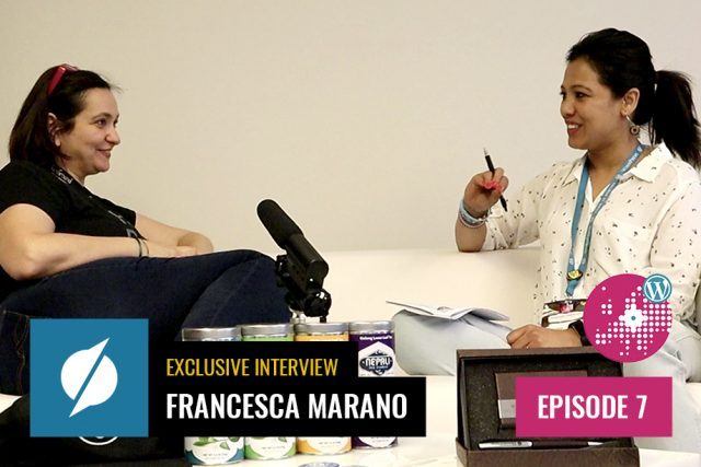 In conversation with Francesca Marano | WCEU2019 Speakers