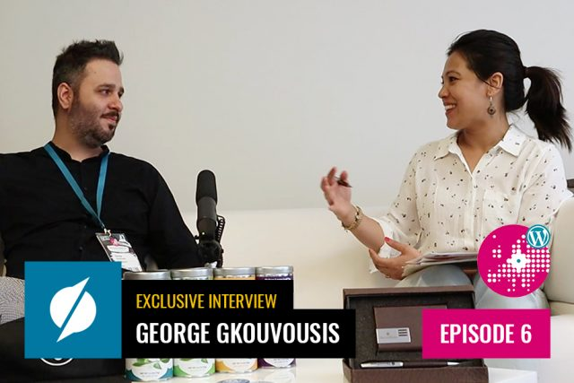 EXCLUSIVE INTERVIEW: In conversation with George Gkouvousis at WCEU2019