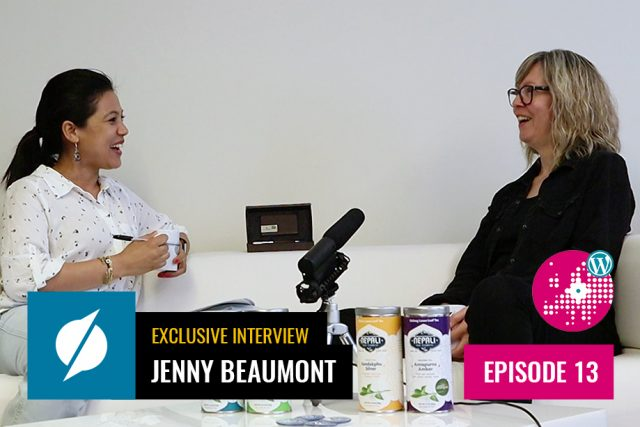 Final Episode: An Exclusive interview with Jenny Beaumont at WCEU2019