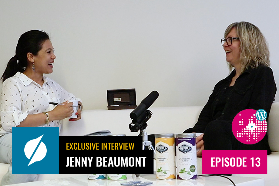 Jenny Beaumont Interview