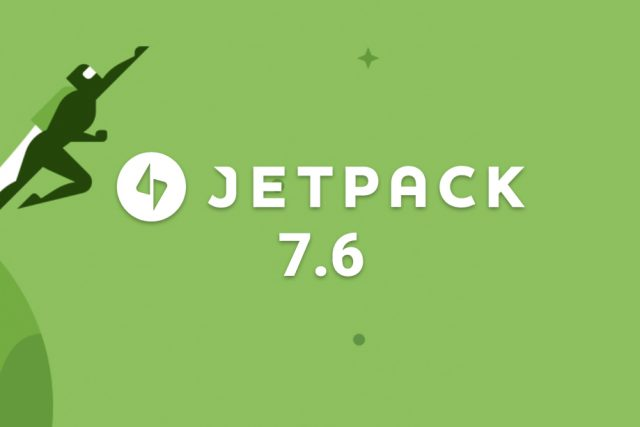 Jetpack 7.6 Introduces Improved AMP Plugin Compatibility and Simple Payments Security Changes