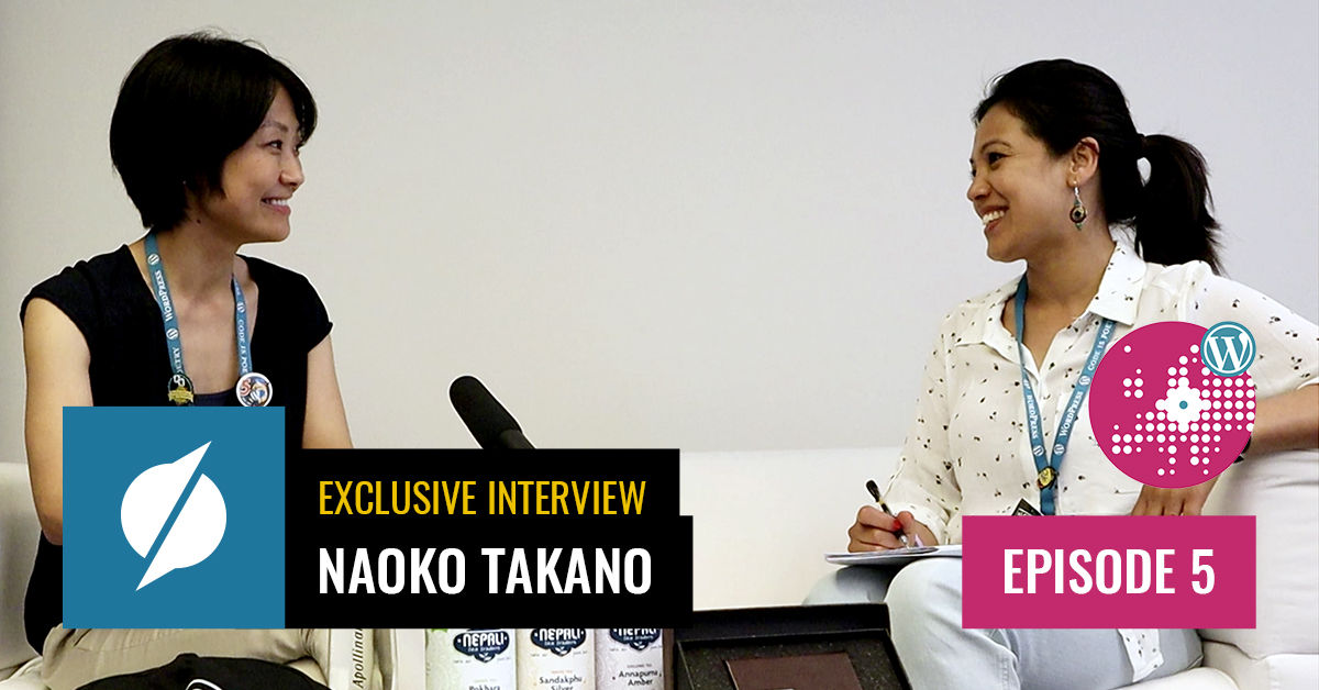 Up Close with Naoko Takano | Global Lead for WCASIA2020
