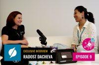 Radost Dacheva Interview