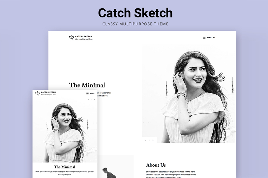 Catch Sketch - A Free Business Multipurpose WordPress Theme