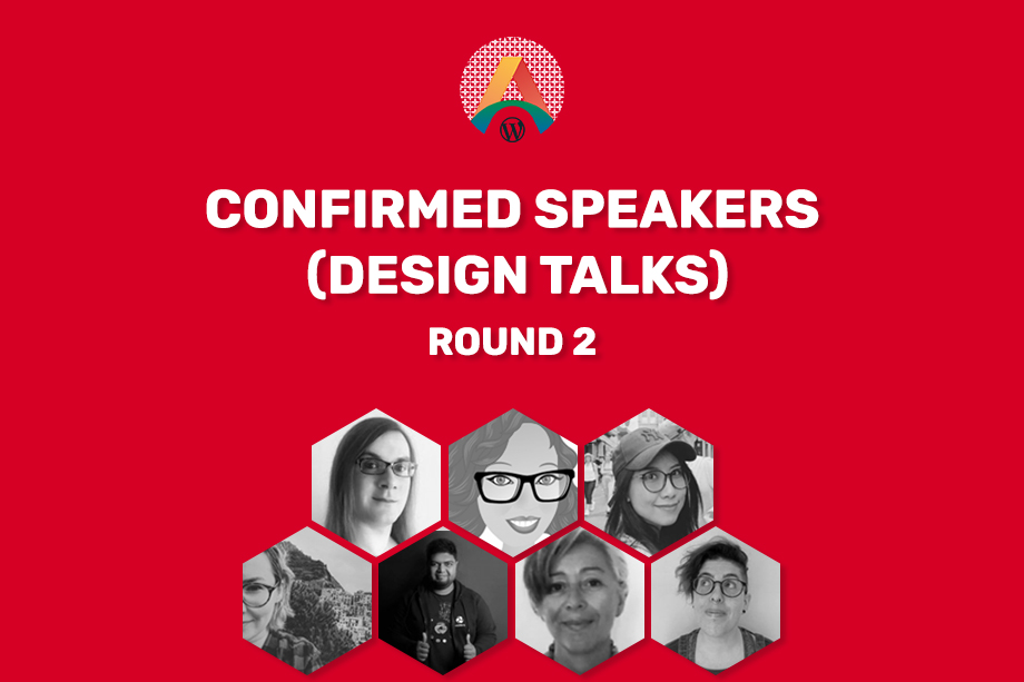 WCASIA2020 Confirmed Speakers – Round Two (Design Talks)