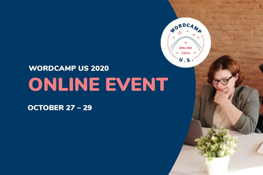 WordCamp US 2020 Online Event