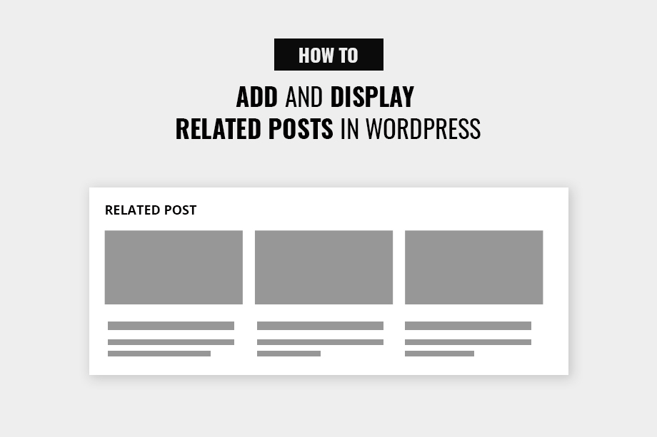 How to Display Related Posts in WordPress (1)