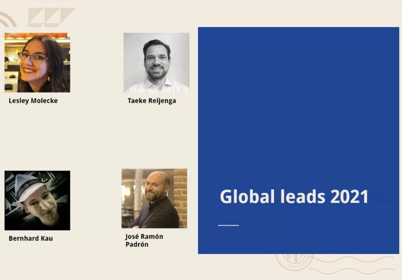 WCEU 2021 Global Leads