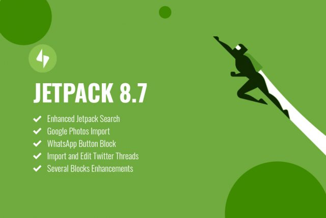 Jetpack 8.7 Introduces Exciting Features and Enhancements