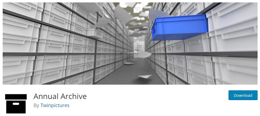 Annual Archive Plugin
