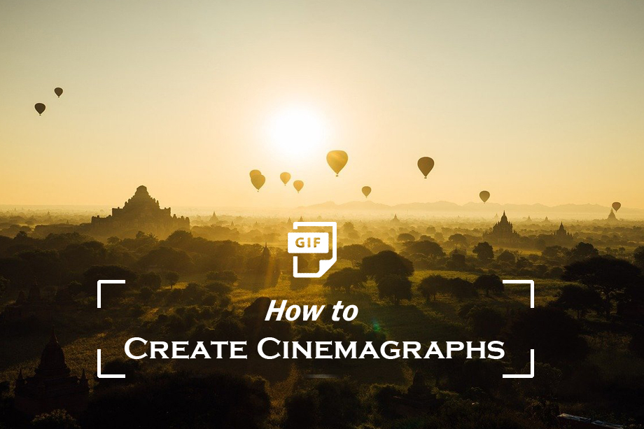 How to Create and Add Cinemagraphs in WordPress - Be Creative!