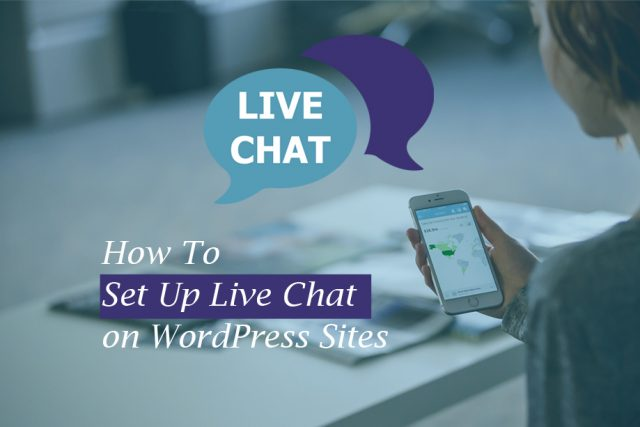 How to Set up a Live Chat on WordPress Sites