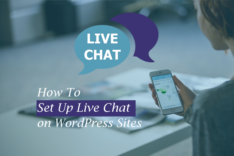 How to Set up live chat in WordPress