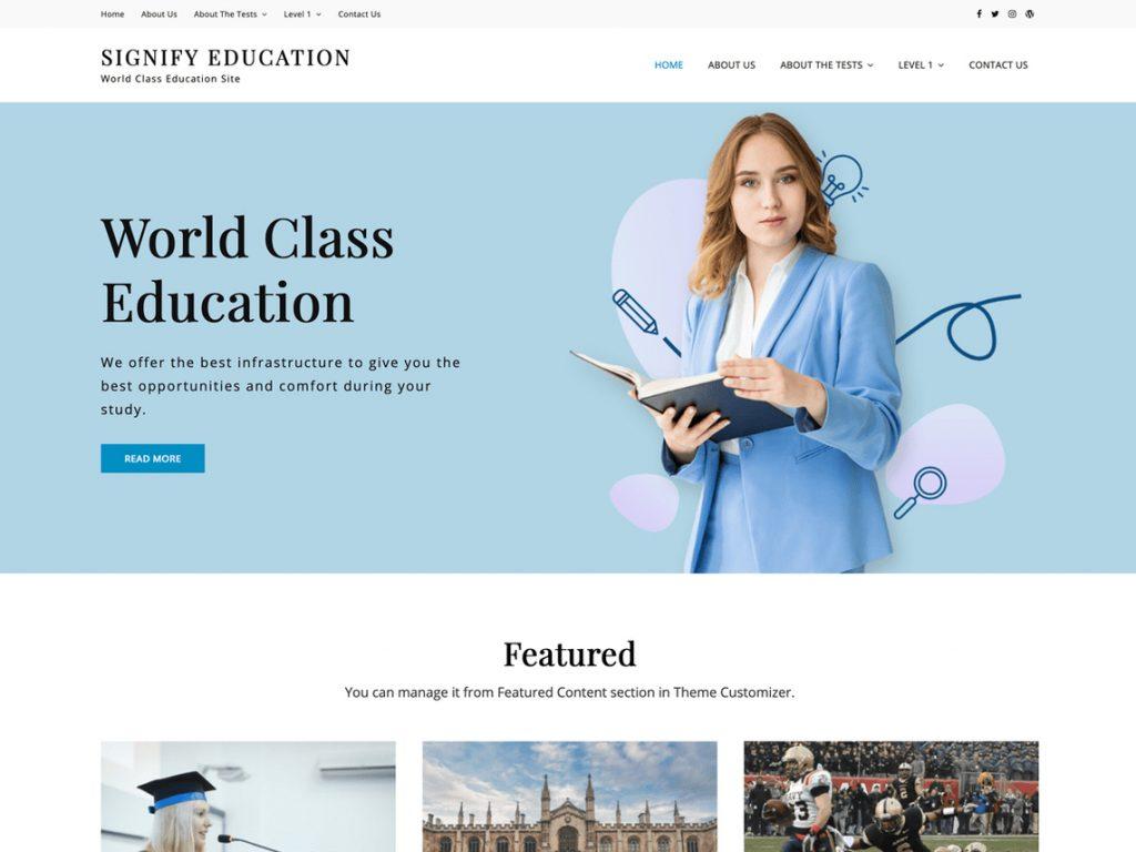 10 Best Free WordPress Themes of November 2020