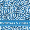 WordPress 5.7 Beta 3