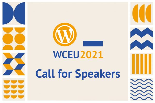 WordCamp Europe 2021 Online: Call for Speakers