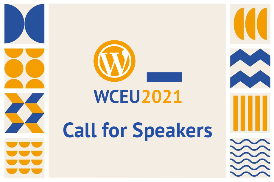 WordCamp Europe 2021 - Call for Speakers featured image