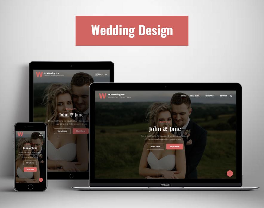 Wedding Design in WeddingFocus