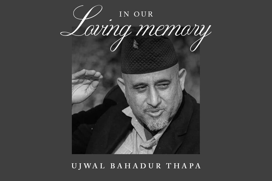 Ujwal Thapa Passes Away at 44 featured