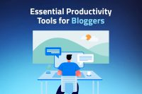 Essential Productivity Tools for Bloggers main image